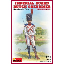 MINIART16018 Guard Dutch Grenadier 1/16
