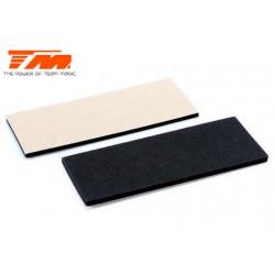 TM505248-1 Pièce détachée - E6 III - Bande de mousse autocollante 95x36x3mm (2 pcs)