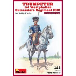 MINIART16033 Trumpet.1st Westphal.Cuir.1813 1/16