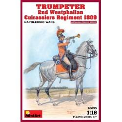 MINIART16035 Trumpeter 2nd Westph.Cui.1809 1/16