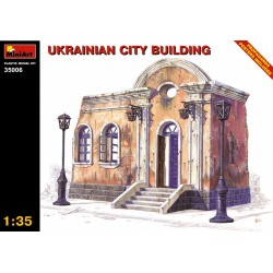 MINIART35006 Ukrainian City Build. 1/35