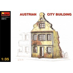 MINIART35013 Austrian City Building 1/35