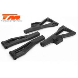 TM505310 Pièce détachée - E6 III BES - Bras de suspension renforcés Set