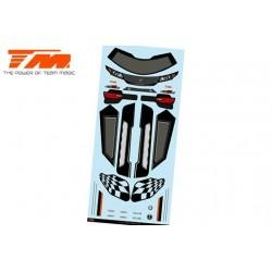 TM505315 Autocollants - E6 III BES