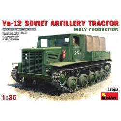 MINIART35052 Sov.Artil.Tractor YA12 1/35