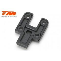 TM505520BK Option Part - E6 - V-Gen Front Supporting Mount – Black