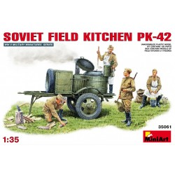 MINIART35061 Soviet Field Kitchen 1/35