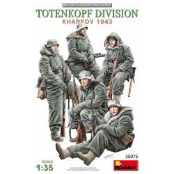 MINIART35075 Totenkopf Division Kharkov '43 1/35