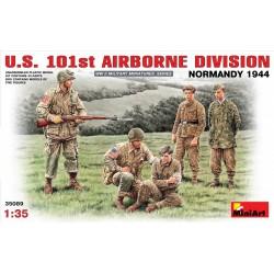 MINIART35089 US101st Airbone divis 1/35