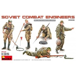 MINIART35091 Soviet Combat Engineers 1/35