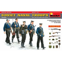 MINIART35094 Soviet Naval Troops Spec. Edit 1/35