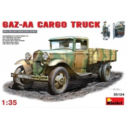 MINIART35124 Gaz-AA Cargo Truck 1/35