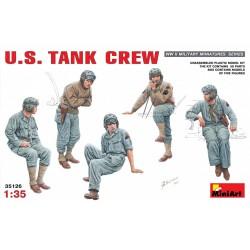 MINIART35126 U.S. Tank Crew 1/35