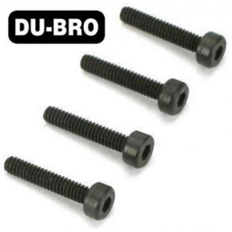 DUB2123 Screws - 3mm x 10 Socket Head Cap Screws (4 pcs per package)