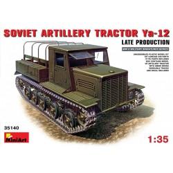 MINIART35140 Soviet Artillery Tract. YA12 1/35