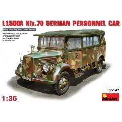 MINIART35147 L1500A (Kfz70) German Pers.Car 1/35