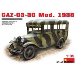 MINIART35149 GAZ 03-30 Model 1938 1/35