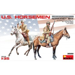 MINIART35151 U.S. Horsemen - Normandy 1944 1/35