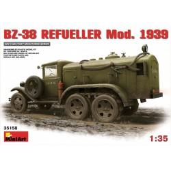 MINIART35158 BZ38 Refueller Mod 1939 1/35