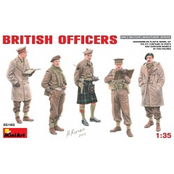 MINIART35165 British Officers 1/35