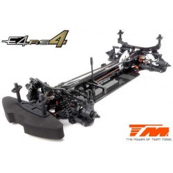 TM507018 Auto - 1/10 Electrique - 4WD Touring - Compétition - Team Magic E4RS4 Kit