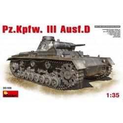 MINIART35169 Pz.Kpfw.3 Ausf.D 1/35