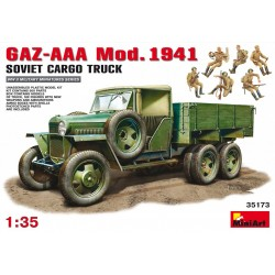 MINIART35173 GAZ-AAA Cargo Truck '41 1/35