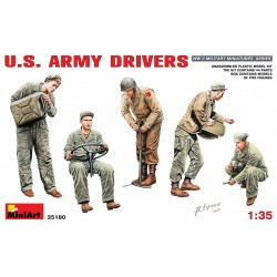 MINIART35180 US Army Drivers 1/35