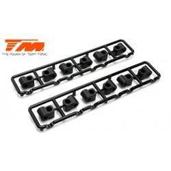 TM507129 Pièce détachée - E4RS II / EVO - Support de bras de suspension (2 pces)