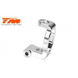 TM507135 Pièce Option - E4RS/JS/JR II / E4RS III / E4RS4 - Aluminium 7075 - Etrier droit (4 degrés)