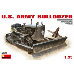 MINIART35195 US Army Bulldozer 1/35