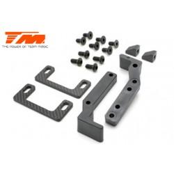TM507153 Pièce détachée - E4RS II / JS II - Support d'accu Set