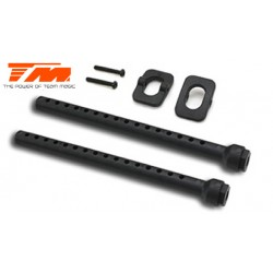 TM507162 Pièce détachée - E4RS/JS/JR II / E4RS III / E4RS4 - Supports de carrosserie avants (2 pces)