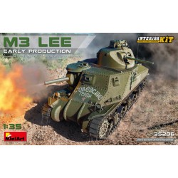 MINIART35206 M3 Lee Early Prod 1/35