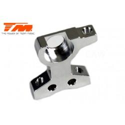 TM507204H Pièce détachée - E4RS II EVO / JS II / JR II - Aluminium 7075 - Support d'axe principal droit +0.8mm