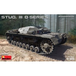 MINIART35210 Stug.III 0-Series 1/35