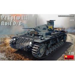 MINIART35213 Pz.Kpfw.III Ausf. D/B 1/35