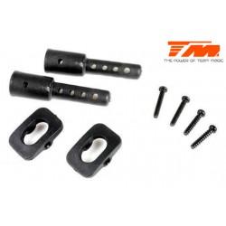 TM507217-1 Pièce Option - E4JS II / JR II - Extension de support de carrosserie (2 pces)