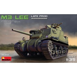 MINIART35214 M3 Lee Early Prod 1/35