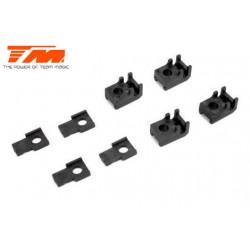 TM507221 Pièce détachée - E4RS II / EVO - Support de barre anti-roulis (4 pces)
