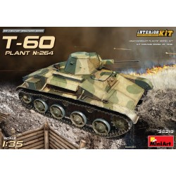 MINIART35219 T-60 (Plant n°264 Stalingrad) 1/35