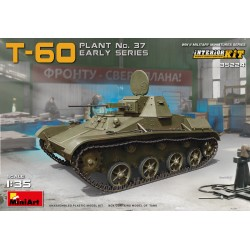 MINIART35224 T-60 (Plant n°37) Early Inter. 1/35