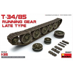 MINIART35227 T-34-85 Running Gear(Late) 1/35