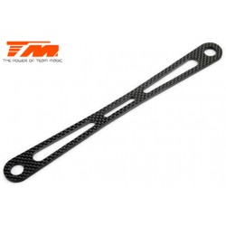 TM507281 Pièce Option - E4RS/JS/JR II / E4RS III / E4RS4 - Support de carrosserie arrière en carbone