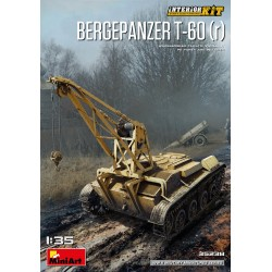 MINIART35238 Bergepanzer T-60 (r) Int. Kit 1/35