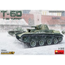 MINIART35241 T-60 (T-30 Turret) Interior 1/35