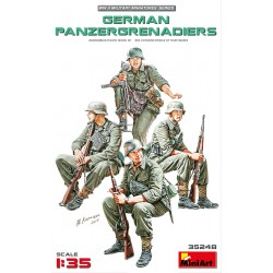 MINIART35248 German Panzergrenadiers 1/35