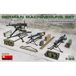 MINIART35250 German Machineguns Set 1/35
