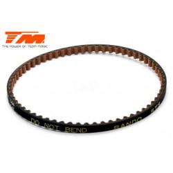 TM507306 Pièce détachée - E4RS/JS/JR II / E4RS III / E4RS4 - Courroie arrière Low Friction