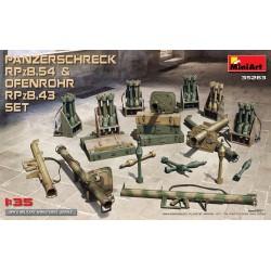 MINIART35263 Panzerschrek RPzB54 & RPzB.43 1/35